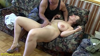 busty german Milf enjoys a big dick in her ass 12 min