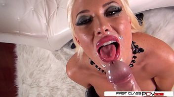 FirstClassPOV - Summer Brielle suck a big dick, big boobs and big booty