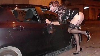 Street Slut - DickGirls.xyz