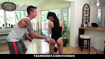 TeamSkeet - Hardcore Sex Workout For Asian Teen (Jade Kush)