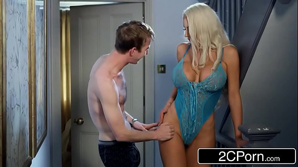 Stunning Nicolette Shea Cheats With Her Husband's Brother