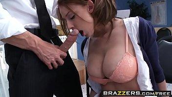 Brazzers - Big Tits at School - (Madison Fox) - Mr. Hollands Owed Puss