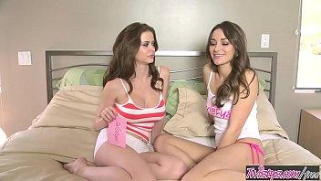 Twistys - (Emily Addison, Dani Daniels) starring at Getting To Know Dani