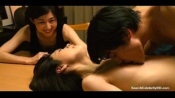 Rin Asuka and Kaori Yamaguchi - White Lily