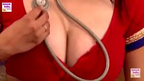 savita bhabhi hot red saree - mallu aunty best hot scene hindi - savita bhabhi romance video