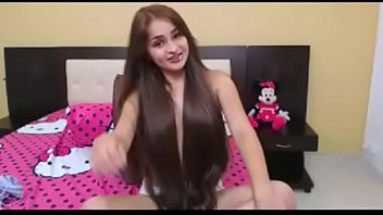 xhamster.com 8552664 super sexy latina hairplay striptease and brushing