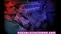 WIFE CUCKOLDS HUBBY !