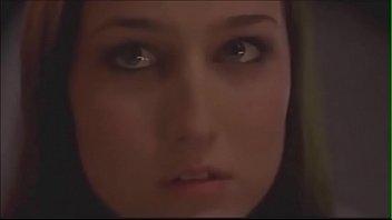 Leelee Sobieski and Tara Fitzgerald lesbic scene in In a Dark Place