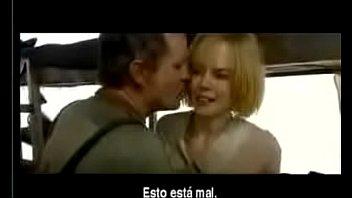Nicole Kidman sex in Dogville
