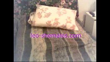 Leo-Shemales.Com-Bleach Blonde Canadian Gurl Jessica 12 min
