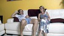 Vanessa Vixon in Stepmom stepson affair