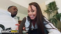 BANGBROS - Isiah Maxwell's Big Black Dick For Pornstar Aidra Fox