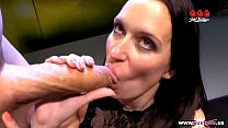 Hot Brunette MILF Jasmin Joy takes it Hardcore - German Goo Girls