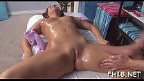 Nude girl massage