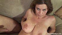 Big Tit MILF With Lovely Titties Hard Fucked 12 min