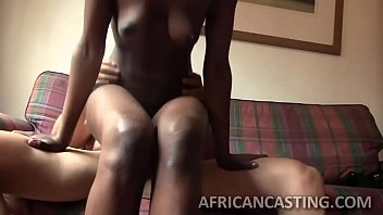 Sweet babe loves riding fat dick