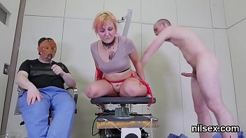 Spicy sweetie was taken in asshole madhouse for painful therapy
