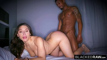 BLACKEDRAW Abella Danger Cant Resist Taking BBC After Photoshoot
