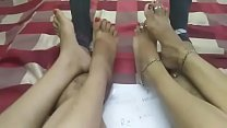 Desi foursome couple swapping home fucking