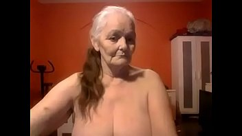 Hottest granny wanted to show her body must see 8 min