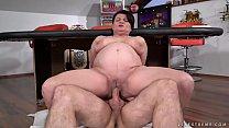 Fat older lady needs a y. cock