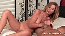 Slutty Mature Teasing Penis Until Cumshot 8 min