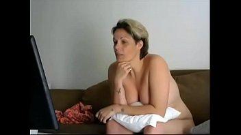 Mature webcam masturbate