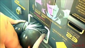 Female Robot Compilation SFM