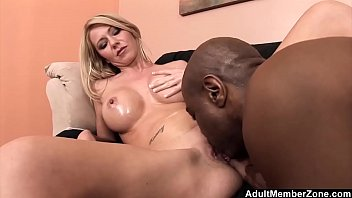 Big breasted blonde shagged by a bbc