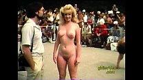 Vintage Nude Beauty Contest : Coccozella