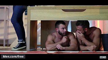 Men.com - (Diego Reyes, Logan Moore) - Mind Blown - Drill My Hole - Trailer preview