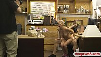 Tight blonde babe rammed by pawn dude