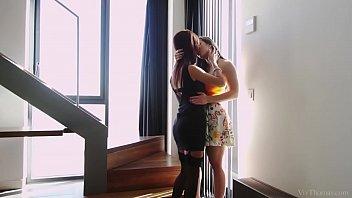 Hot lesbian intercourse - Lena Guerlin, Nekane
