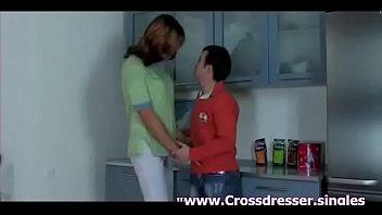 Crossdresser Fucking