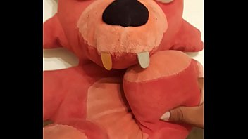 fucking foxy fnaf plushie