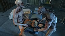 ashley and femshep getting fucked by monsters hot