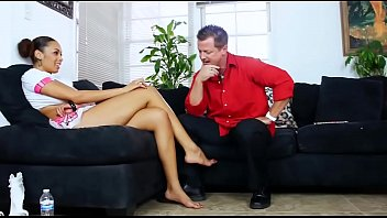 Dirty Talking Black Daughter and White Daddy