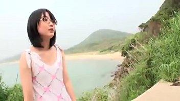 Young Tiny Japanese Girl fucks her BF