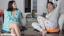 Homemade sex-tape with busty natural Italian girl Valentina Nappi