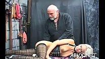 Older woman extreme bondage in naughty xxx scenes