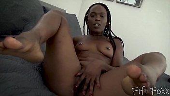Black Girlfriend Wants You to Impregnate Her - Creampie, POV