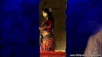 Exotic Indian Princess Dancing