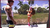 BANGBROS - PAWG Kelsi Monroe Taking Multiple Dicks On The Bang Bus