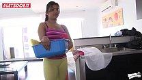 MAMACITAZ - #Camila Marin - Bootylicious Latina Maid Gives Full Services