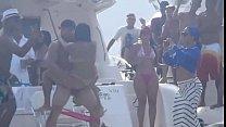 the beach morrocoy, cayo juanes Venezuela sexy party