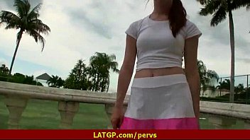 Amateur girl getting spyed 24