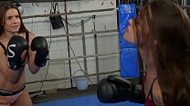Female Boxing - Alyssa Reece Vs Orsi B