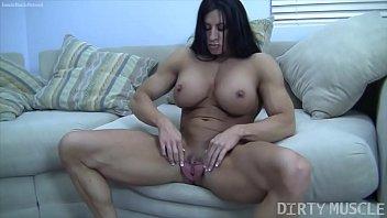Angela Salvagno Huge Labia Big Clit Huge Dildo 2 min