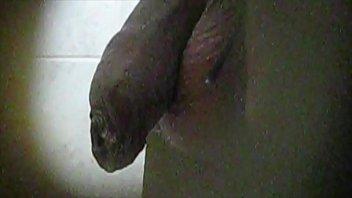 Horny gloryhole latino shoots a big load on 411gloryhole.com