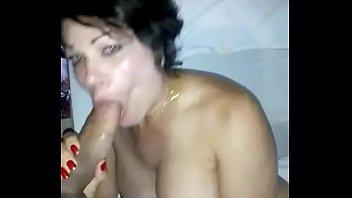Deborah Bianchini trans love to suck uncut huge brazilian dick